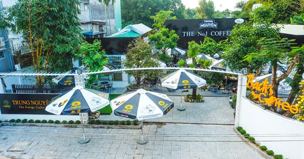 'Hồn làng giữa phố' Bach'S Coffee Quảng Ngãi