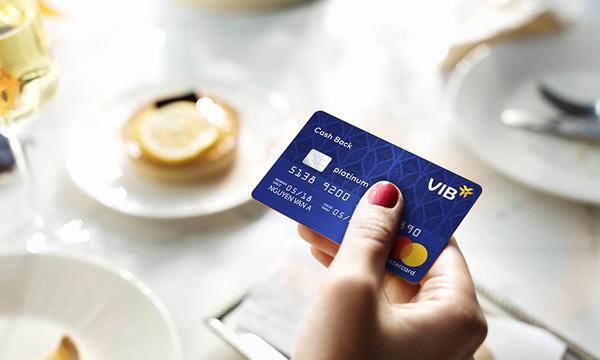 Mở thẻ VIB Cash Back hoàn đến 12 triệu/năm