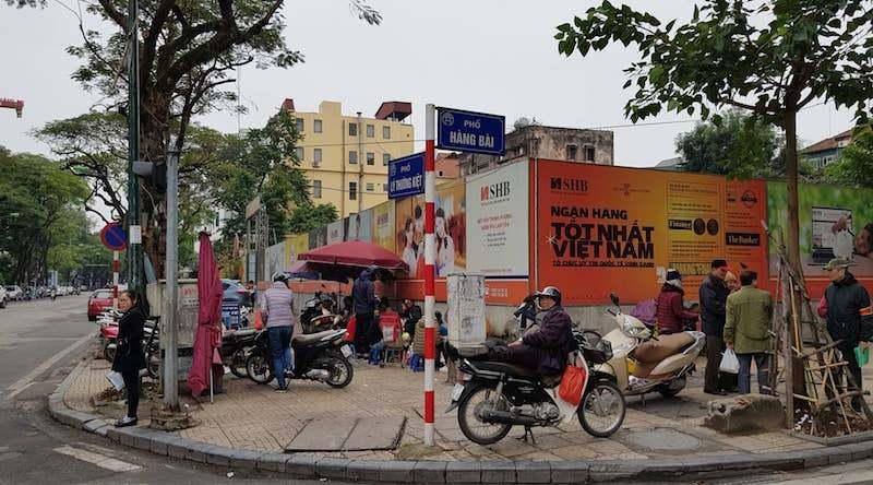 Bên trong 2 khu đất vàng sát Hồ Gươm Hà Nội muốn xây vượt tầng