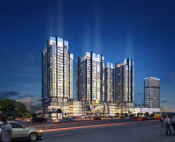 Sắp ra mắt trung tâm thương mại đẳng cấp Sun Plaza