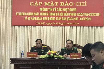 Tướng Biên phòng nói về việc giảm hàng nghìn quân