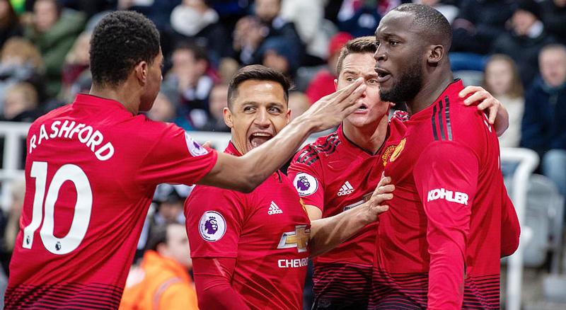 MU chiến FA Cup: Lukaku và Sanchez mặc sức tung hoành
