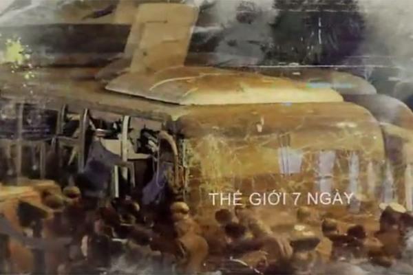 Thế giới 7 ngày: Xe người Việt trúng bom ở Ai Cập