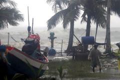 Thái Lan chịu bão tồi tệ nhất 30 năm