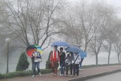 Dự báo thời tiết 5/1: Hà Nội mưa phùn, bão số 1 đi vào Thái Lan