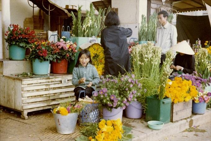 Chợ Đà Lạt bình dị, vắng khách du lịch qua loạt ảnh phim xưa cũ