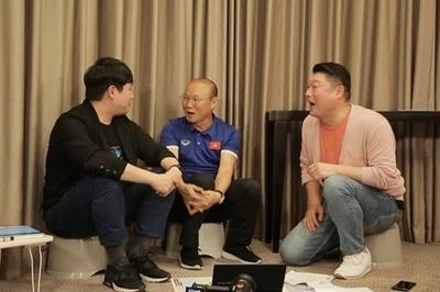 Chương trình thực tế HLV Park Hang Seo tham gia đạt kỷ lục tại Hàn