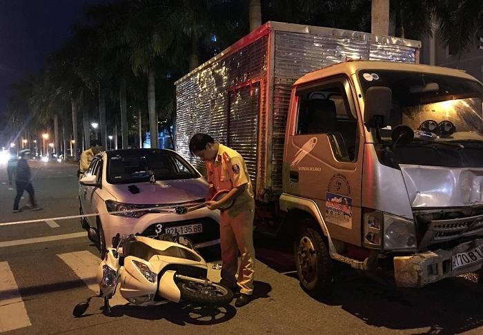 tai nạn,Đà Nẵng,tai nạn giao thông