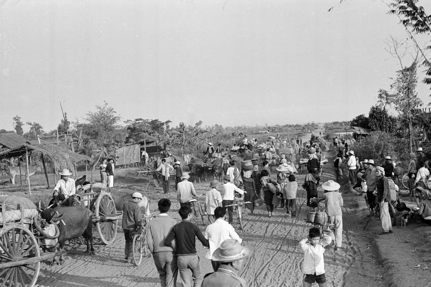 Campuchia,Polpot,diệt chủng,chế độ diệt chủng,biên giới Tây Nam,bộ đội tình nguyện