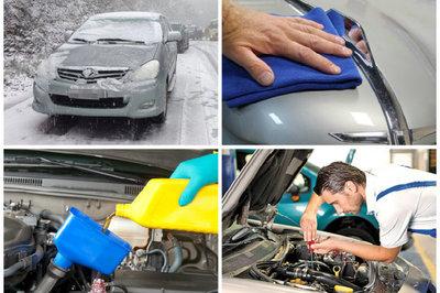 Xe ô tô sẽ 'xuống cấp' trầm trọng nếu chăm sóc sai vào mùa đông