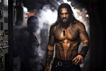 'Aquaman' Jason Momoa đứng đầu '100 gương mặt đẹp trai nhất thế giới'