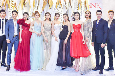 40 Hoa hậu, người đẹp tụ hội trong 'Dạ tiệc nhan sắc'