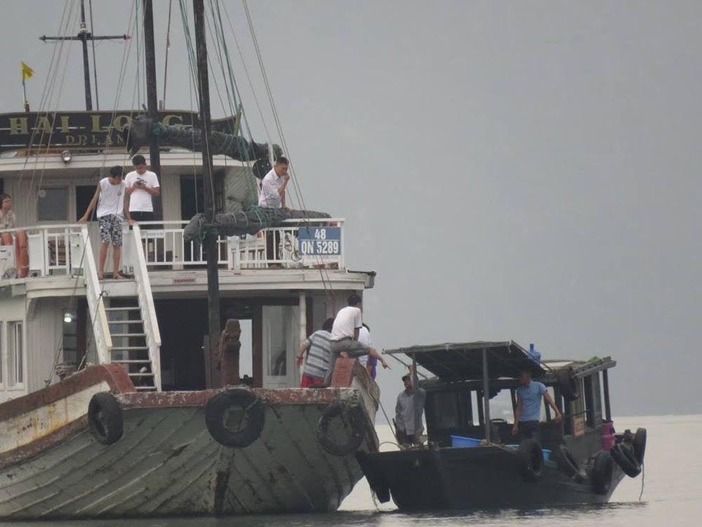 Chiêu trốn chạy khiến Thanh tra vịnh Hạ Long 'chết lặng'