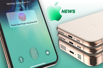 iPhone 2019 sử dụng cổng USB Type C, có cảm biến vân tay dưới màn hình