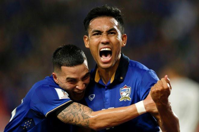 Sao Thái Lan tự tin hạ Ấn Độ ở Asian Cup 2019