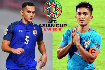 Thái Lan vs Ấn Độ: 3 điểm cho người Thái