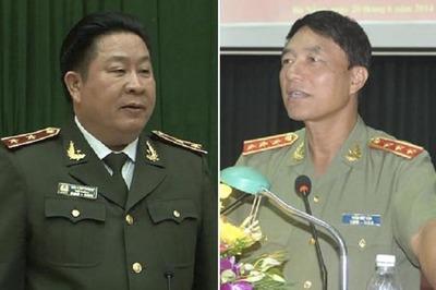 Truy tố bị can Trần Việt Tân và Bùi Văn Thành liên quan tới Vũ 'nhôm'
