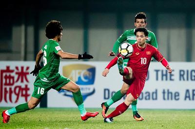 Đội hình Việt Nam vs Iraq: Thầy Park chọn Công Phượng