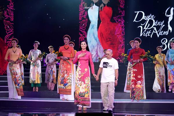 Duyên dáng Việt Nam,Lệ Quyên,Thu Minh