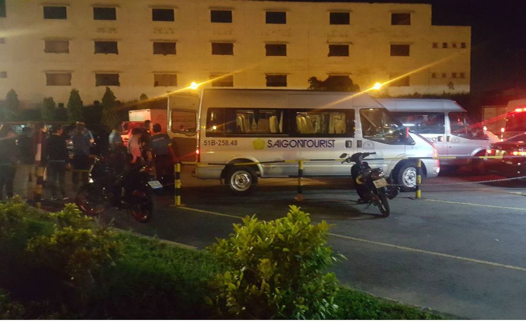 Thi thể 3 du khách vụ đánh bom ở Ai Cập được đưa về nước
