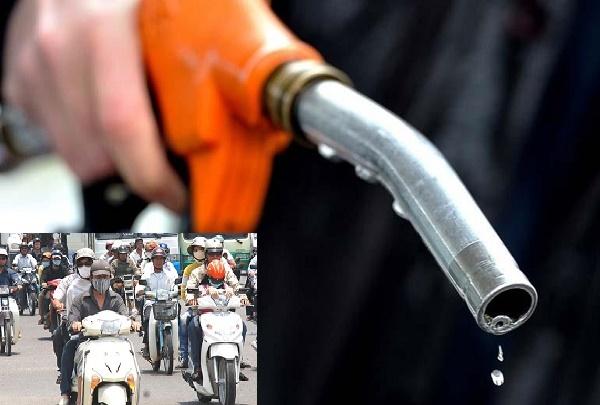 Độc chiêu tiết kiệm xăng khi đi xe máy nhiều người không biết
