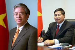 2 Thứ trưởng Bộ Ngoại giao nghỉ hưu