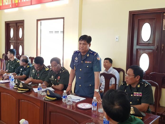 Tướng Campuchia viết về kỷ niệm thời kỳ chống Pol Pot