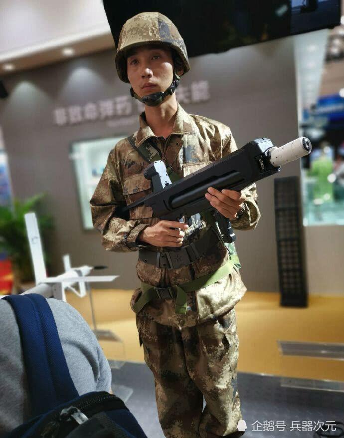 Trung Quốc khoe hệ thống tên lửa tự dẫn siêu nhỏ