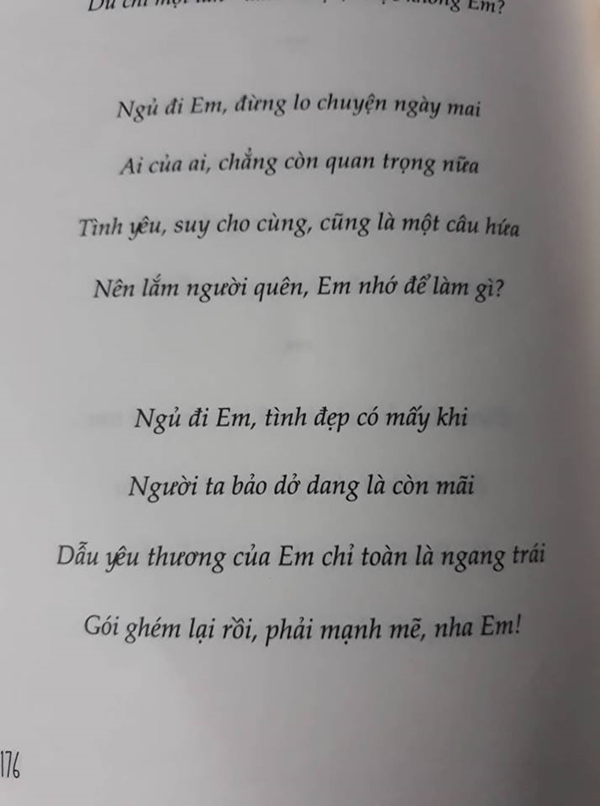 Châu Đăng Khoa xin lỗi nhưng không thừa nhận đạo thơ