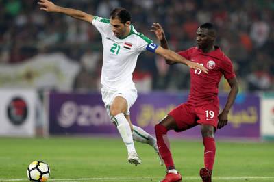 Iraq dự Asian Cup: Rạn nứt khi đấu tuyển Việt Nam