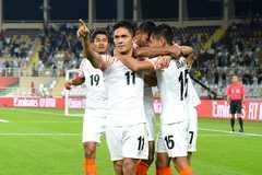 Video bàn thắng Thái Lan 1-4 Ấn Độ
