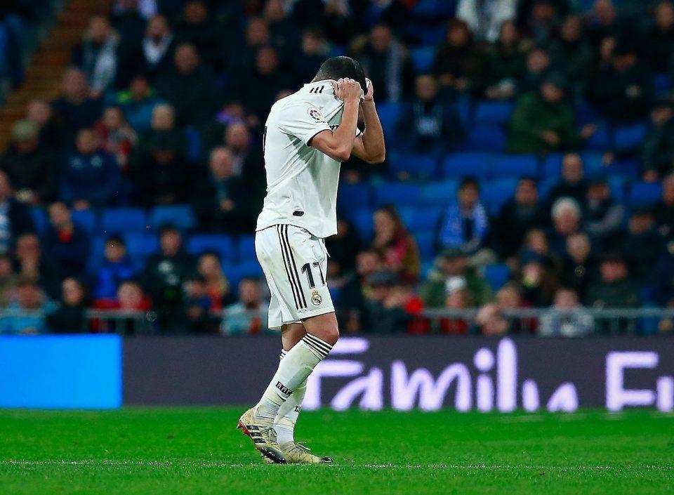 Real Madrid thua sốc tại Bernabeu ngày vắng Bale