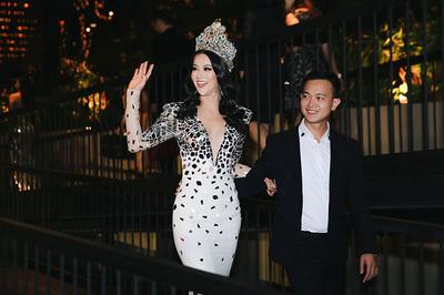 Anh Phương Khánh: Trả vương miện nếu Phúc Nguyễn có bằng chứng bỏ 10 tỷ mua giải