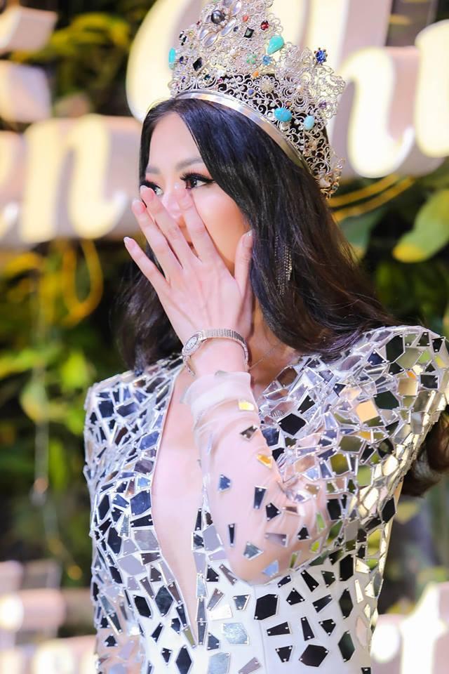 Nguyễn Phương Khánh,Miss Earth,Phúc Nguyễn