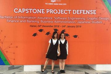 Cảnh báo bất ngờ từ khóa luận của sinh viên FPT Edu
