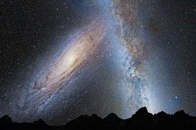 """Dải thiên hà lao về Trái Đất với vận tốc """"khủng khiếp"""", có thể xóa sạch sự sống"""