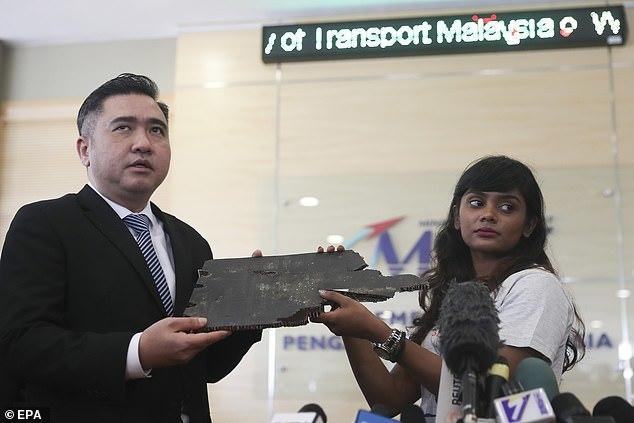 Bằng chứng bất ngờ mới về số phận MH370