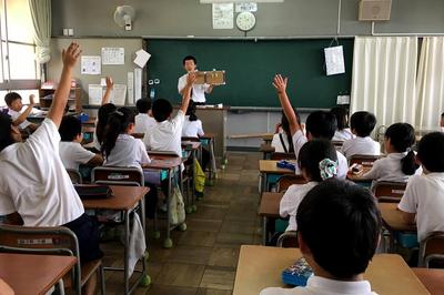 """""""Ở Nhật, việc ngủ trưa chỉ dành cho trẻ mẫu giáo"""""""