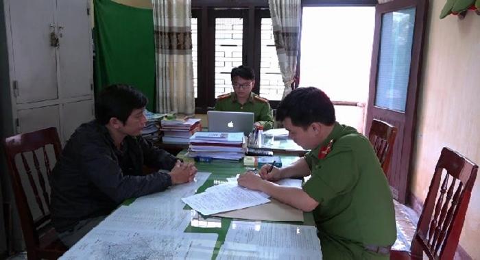 Quảng Ngãi: Bắt giám đốc biển thủ 35 tỷ đồng
