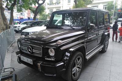 """Bắt gặp Mercedes-AMG biển """"sinh tài lộc phát"""" của đại gia HN"""