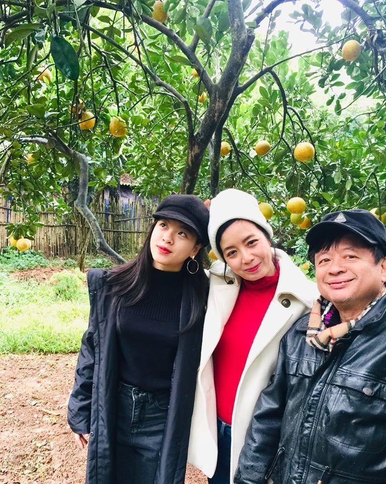 NSƯT Chiều Xuân,Nhà vườn