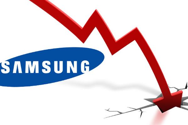 Không chỉ Apple, Samsung đang thiệt hại do ảnh hưởng từ Trung Quốc