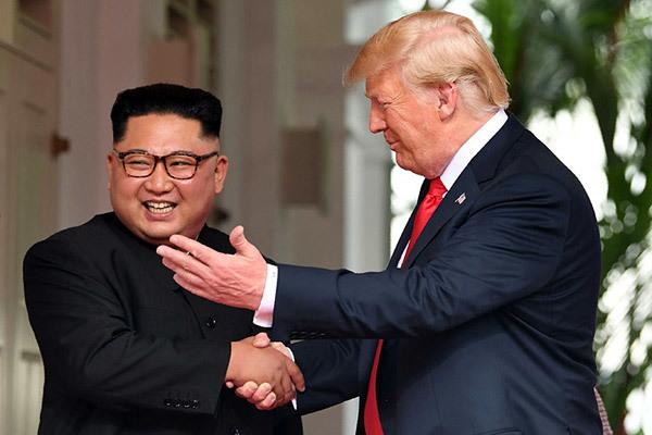 Ông Trump sẽ gặp Kim Jong Un lần hai ở Hà Nội?