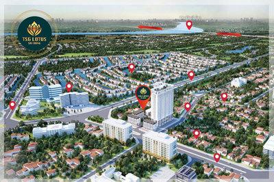 Sắp lộ diện dự án 'hot' tại Long Biên
