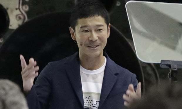 Biếu không hàng chục tỷ, đại gia Nhật Bản 'nổi đình đám'