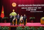 Thủ tướng phê chuẩn Phó chủ tịch 4 tỉnh