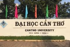 Trường ĐH Cần Thơ công bố 9.500 chỉ tiêu tuyển sinh 2019