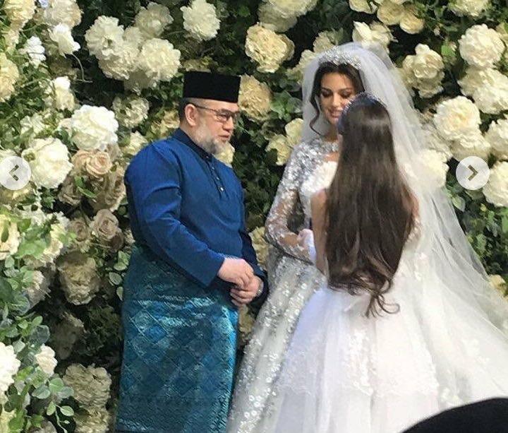 Muhammad V,quốc vương Malaysia,Malaysia