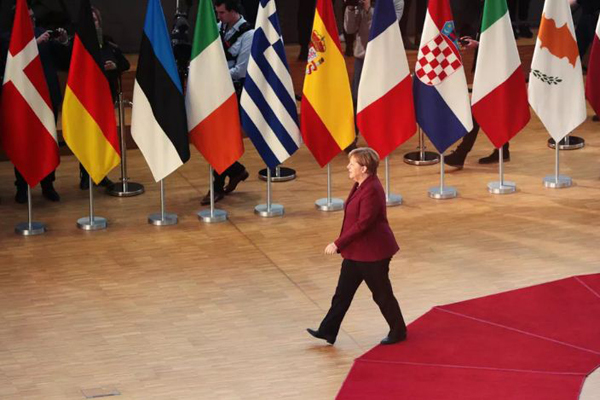 Hacker đánh cắp, chia sẻ thông tin mật của Thủ tướng Đức Angela Merkel