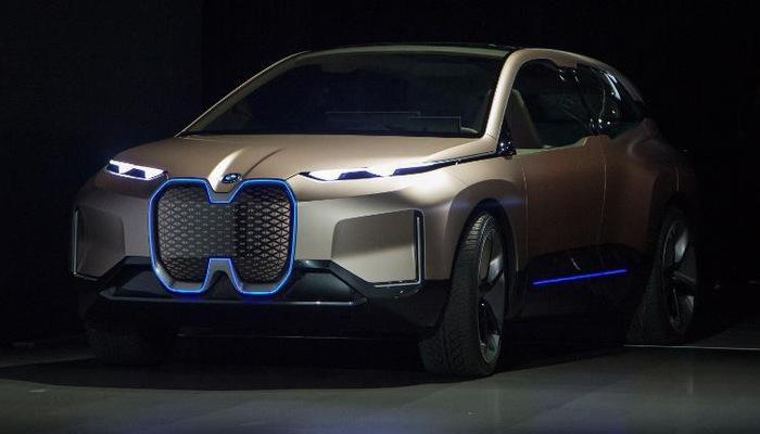 xe điện,BMW,Mercedes-Benz,xe sang,siêu xe